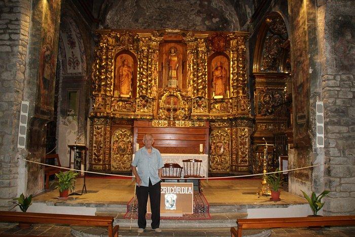 retablo central
