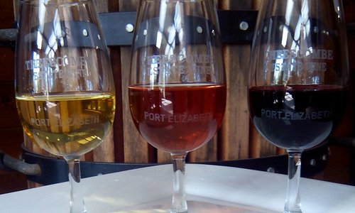 Chenin Blanc, Rosé and Pinotage from vineyard to glass for you to enjoy!