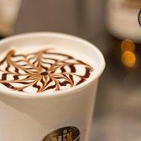 Photo de Régis Barjon (espresso, latte Macchiato, capucino à emporter )