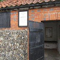 Cage museum