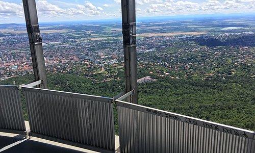 Tower'n views