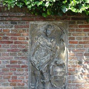 vrouwe justicia -17de eeuwse stadsgevangenis Enkhuizen