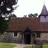 St Nicholas Church, Pyrford (12th century)