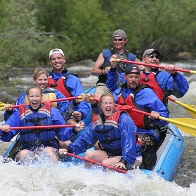 Upper Taylor Whitewater Trip