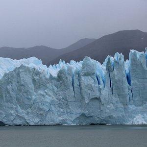 Pared Sur del Glaciar