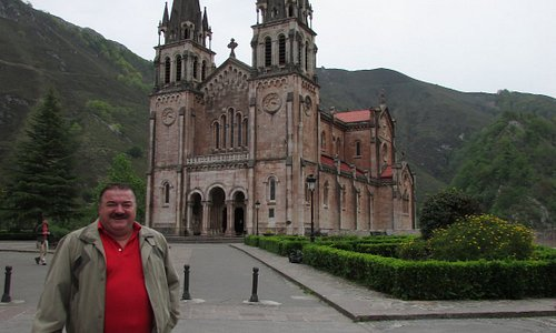 La Basilica...