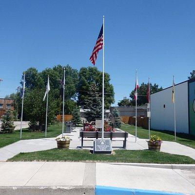 Memorial in Tulelake