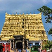 Sree Padmanabhaswamy Temple, Trivandrum