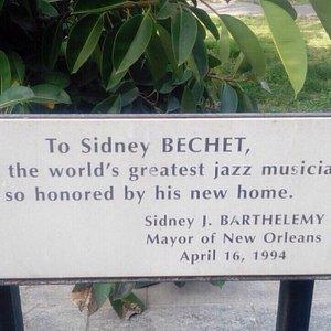 Square Sidney Bechet