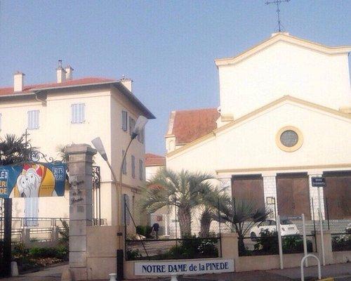 Eglise Notre Dame de la Pinede