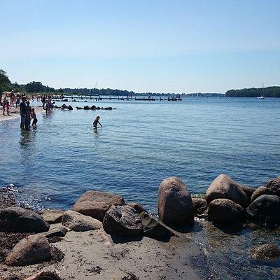 Christiansminde Beach