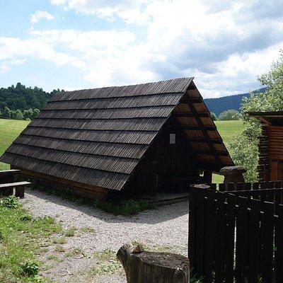 Little houses of Vlkolinec