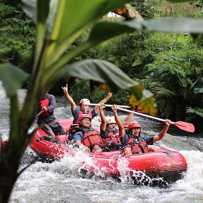 Enjoy outdoor activity in Bandung