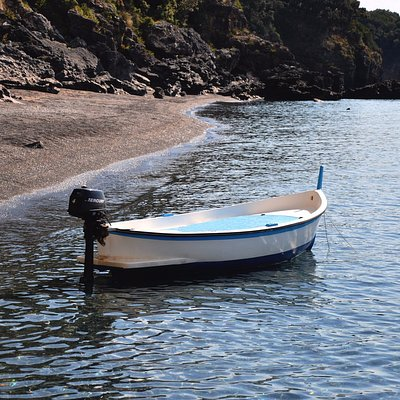 La spiaggia d'I Vranne - Maratea