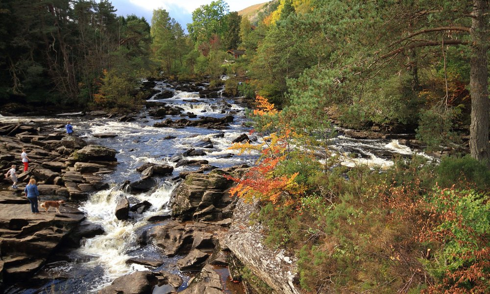 Autumn at the Falls