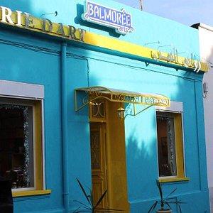 Balmorée Arts storefront