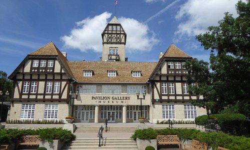 Pavilion/Museum