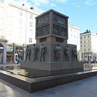 Sailor's Monument, Bergen
