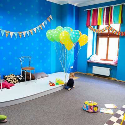 Best time of your child in Lys Mykyta Club! See you!