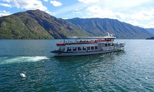 30 min drive from Lake Como
