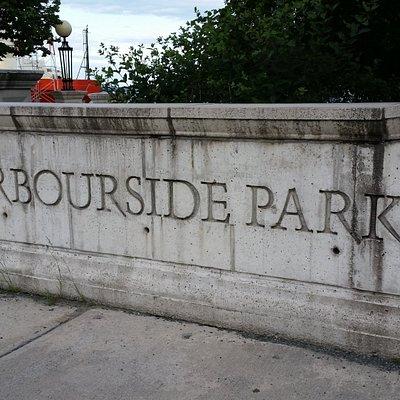 Harbourside Park at Water St