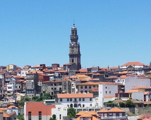 Porto vue de la terrasse