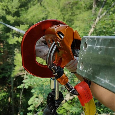 Screaming Eagle Aerial Adventures at Unicoi
