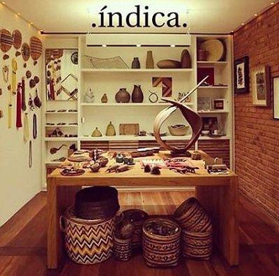 Loja de arte indígena e design sustentável | Amerindian art and sustainable design store