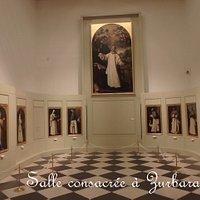Salle consacrée à Zurbaran