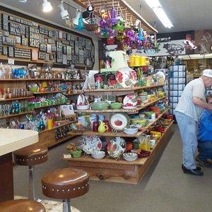 An amazing gift shop