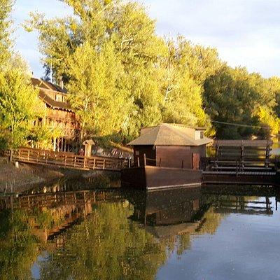 Vodny mlyn Kolárovo