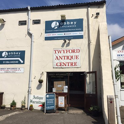 Twyford Antique Centre Evesham