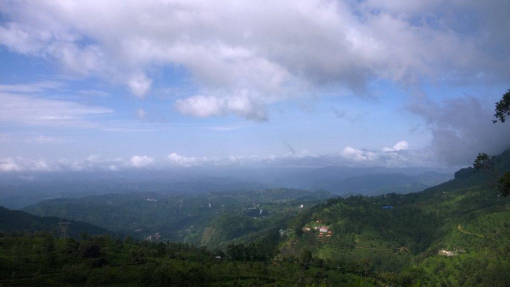 Pullivasal View Pount, Munnar