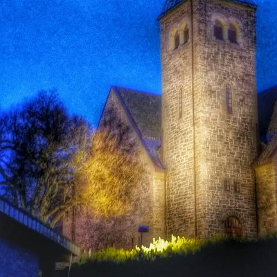 Gressvik kirke