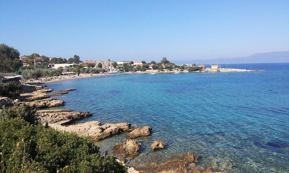 Teos beach / temmuz 2016
