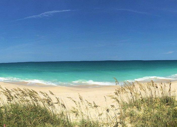 Panorama of ocean