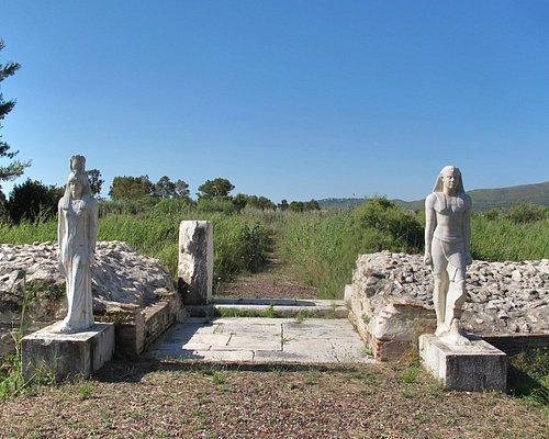 Egyptian gods in Greece