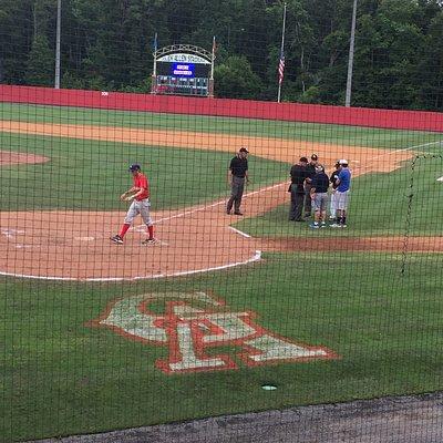 Outstanding recreational area Best youth Stadium in Virginia