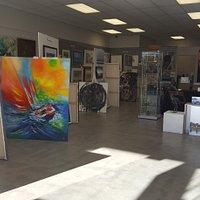 Masterpieces Gallery in Kerikeri