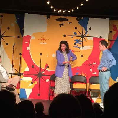 Theater 99 sometimes hosts additional events, such as Seinfeld improv, which was held during Spo
