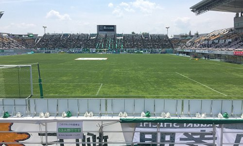 長野県松本平広域公園総合球技場 アルウィン