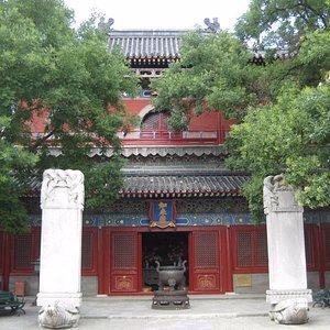 Pavilion of ten thousand buddhas