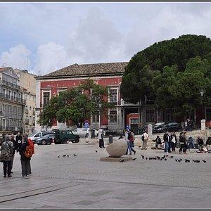 Площадь Сао Домингуш