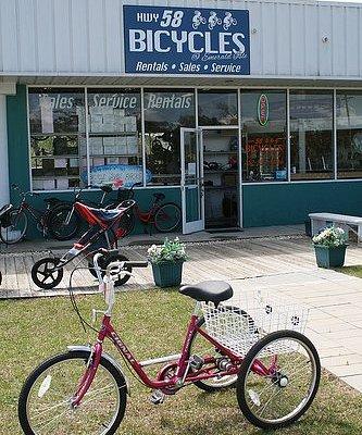 Hwy 58 Bicycles