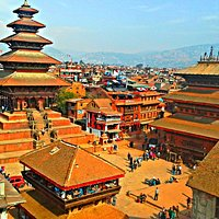 Tallest temple of Nepal!!