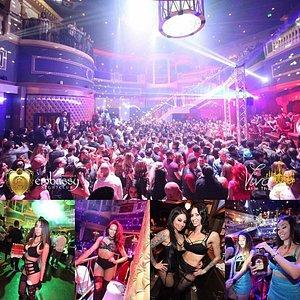 Come Party at Embassy Nightclub, Las Vegas