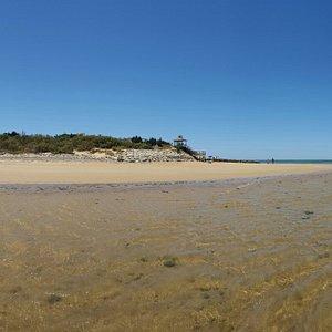 Playa de Montijo. Chipiona.