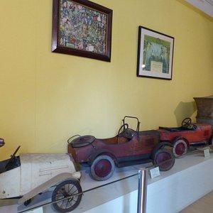 diferentes modelos de coche