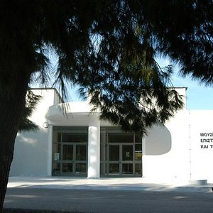 """University of Patras/Museum of Science & Technology - Permanent Exhibition """"Telecommunications i"""