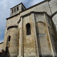 Abside de la Cathédrale Notre Dame